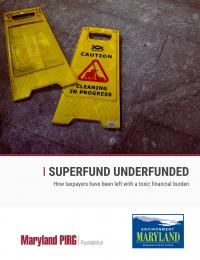 SuperfundUnderfunded Cover